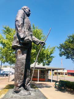 Dixon Durant Statue