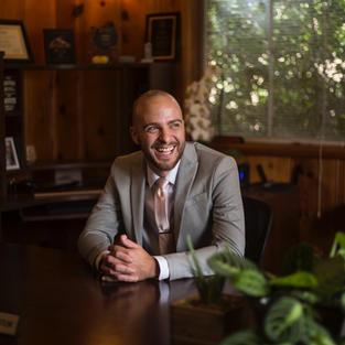 Hudson Toews, Design Committee Chair