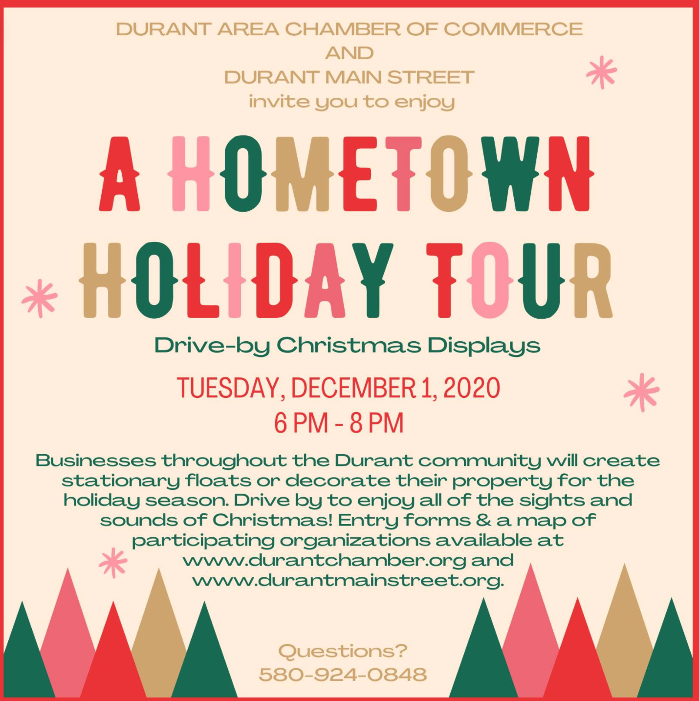 Hometown Holiday Tour