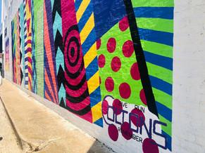 Colton's Run X Mural