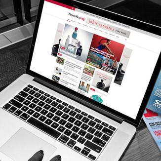 Fitness First magazine online