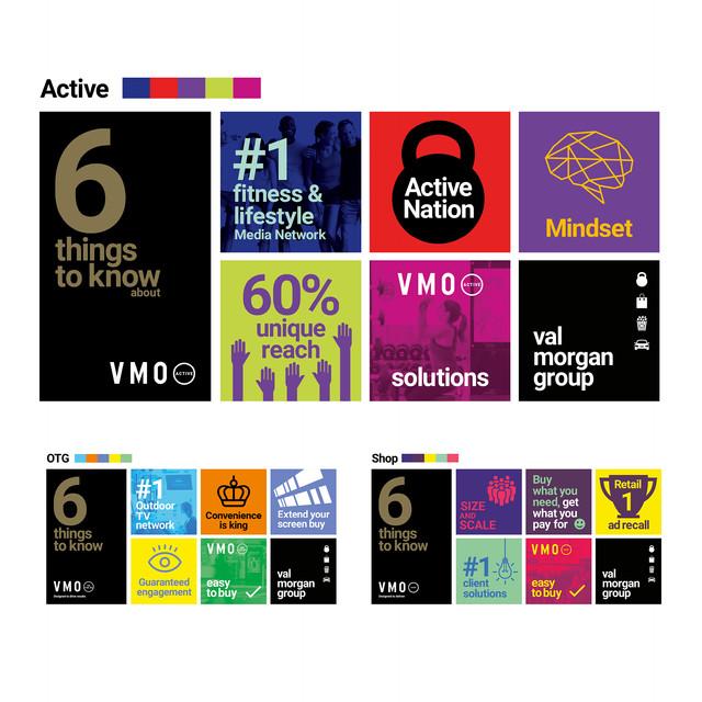 VMO marketing values