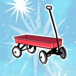 Litte red wagon
