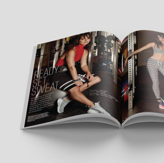 Fashion shoot direction