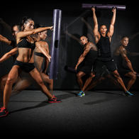 Fitness First marketing imagery