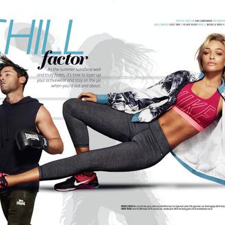 Fashion shoot direction & illustration