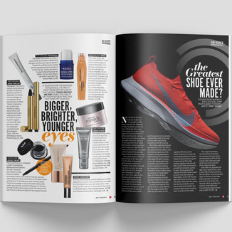 Fitness First magazine