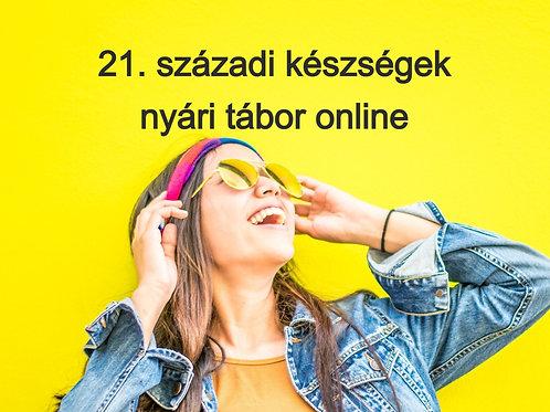 NoPara nyári tábor online