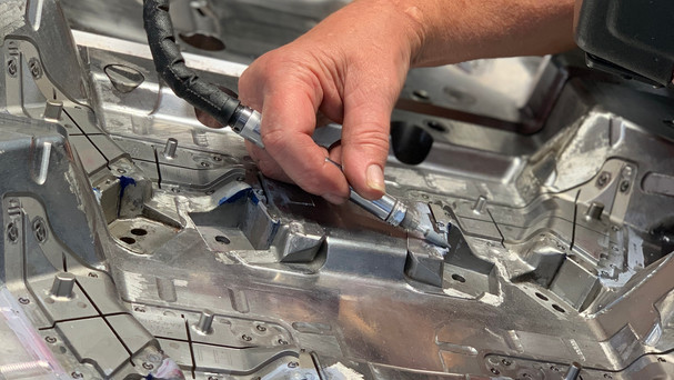 Injection Mold Repair