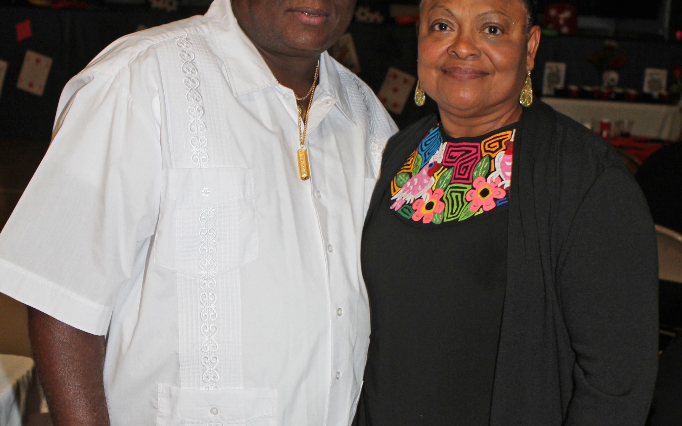 Ivan & Dorila Morris