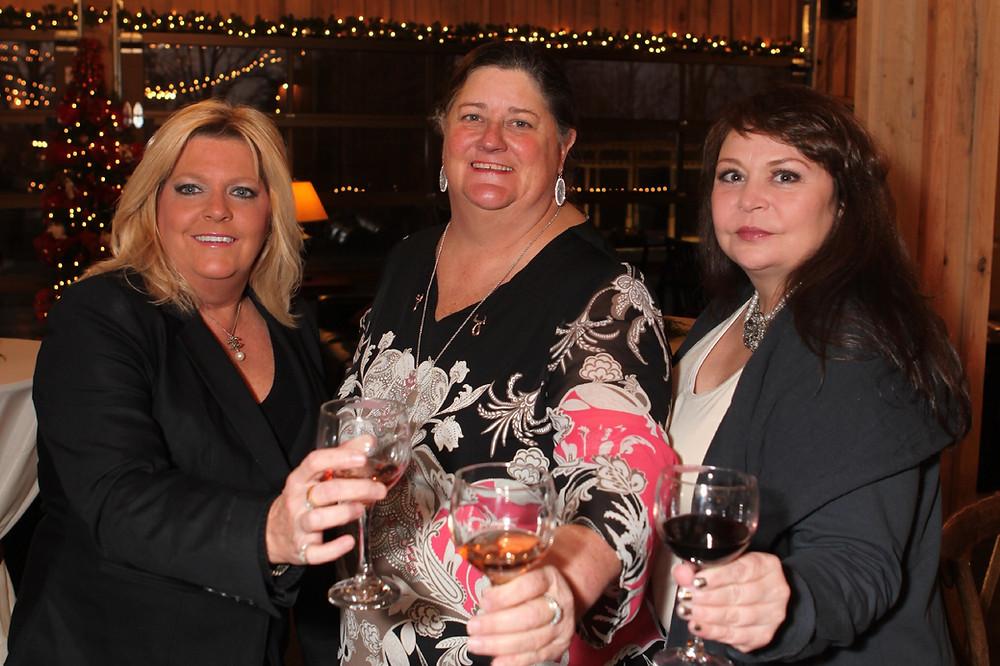 Kim Harper, Cindy Luck & Noelle Wright