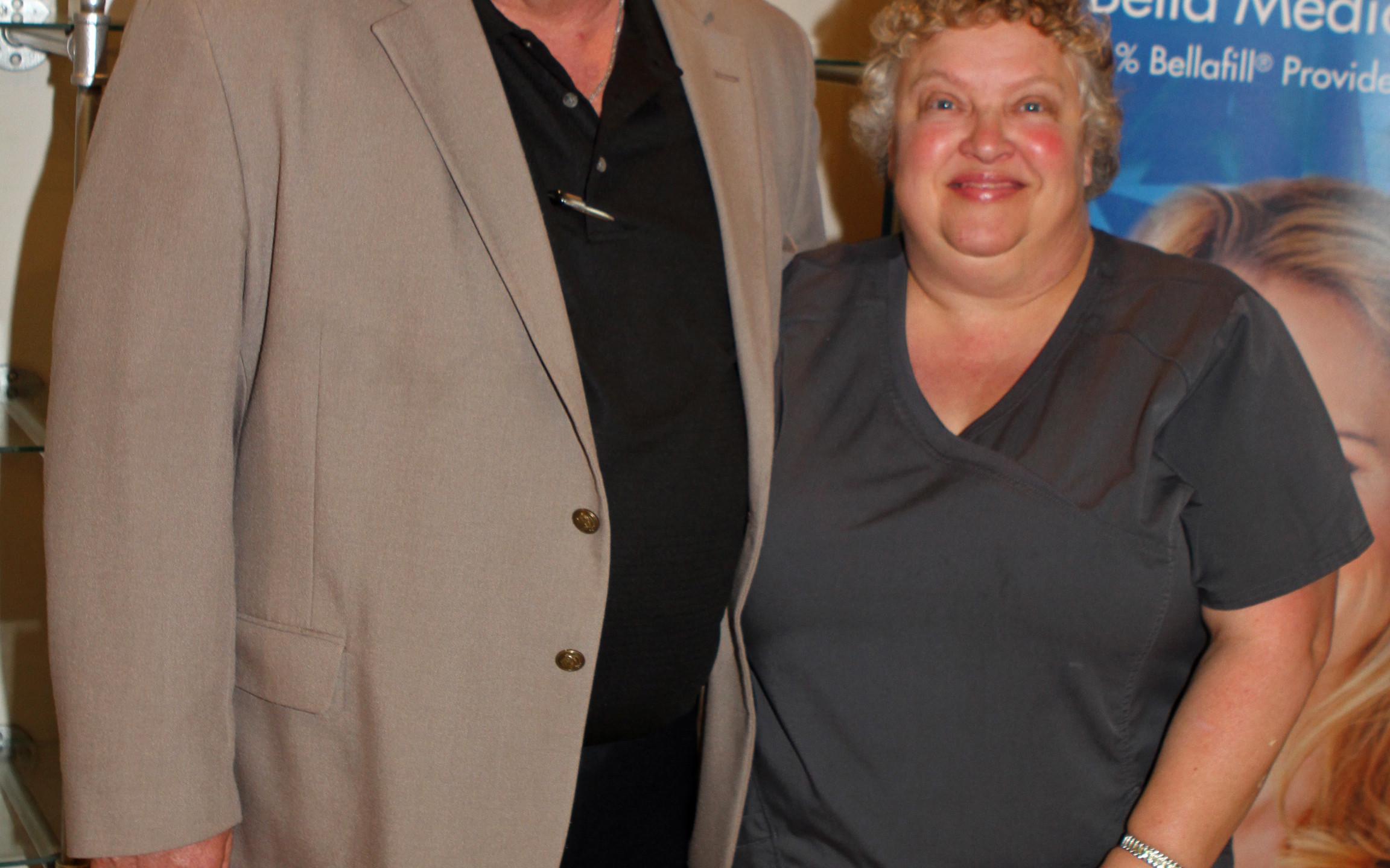 Dr. David Boles, Tina Mangrum
