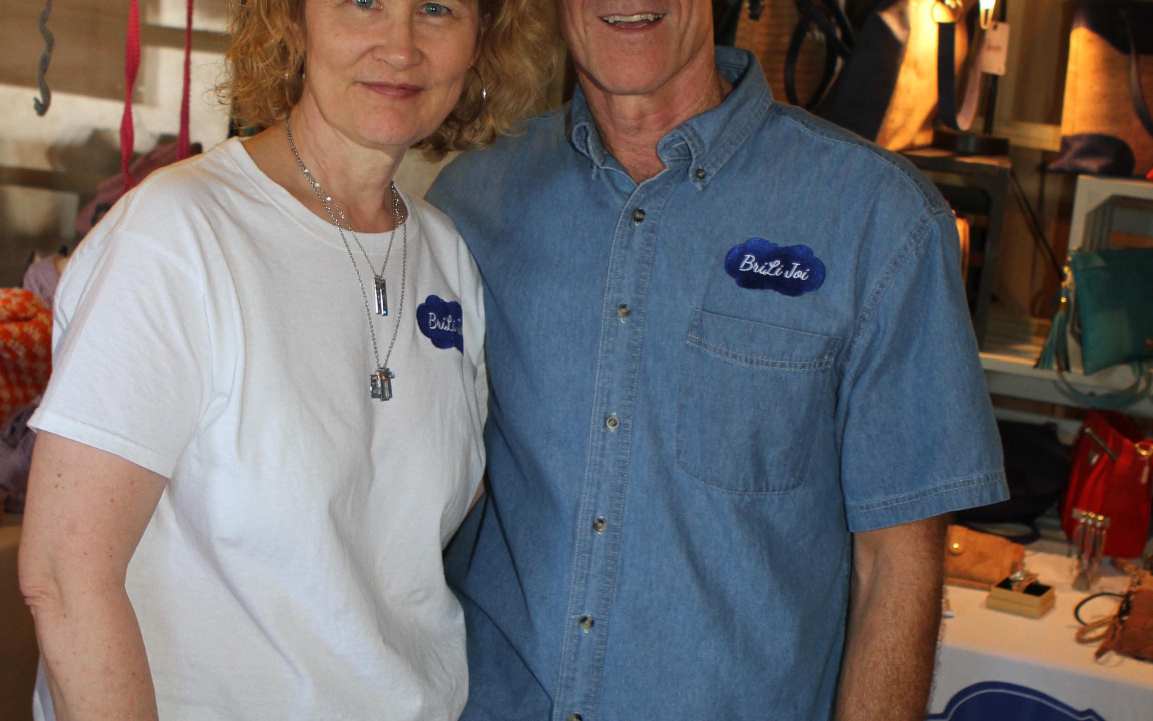 Lisa & Brian Bickett