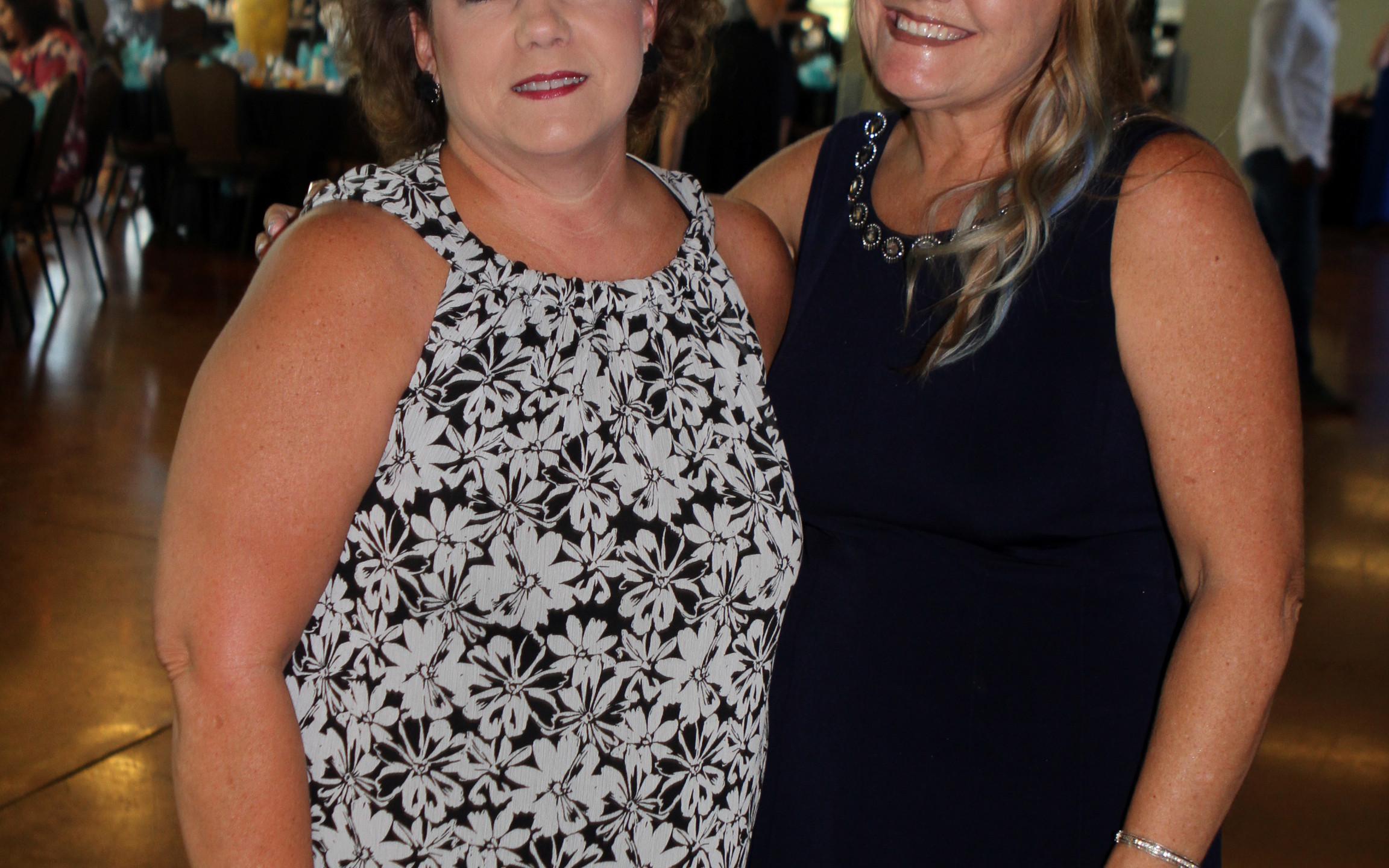 Wendy Grenwelge, Paula Towne (2)