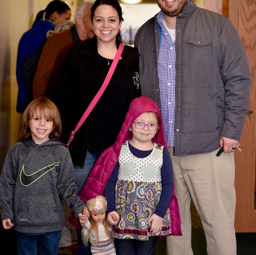 The Carroll Family
