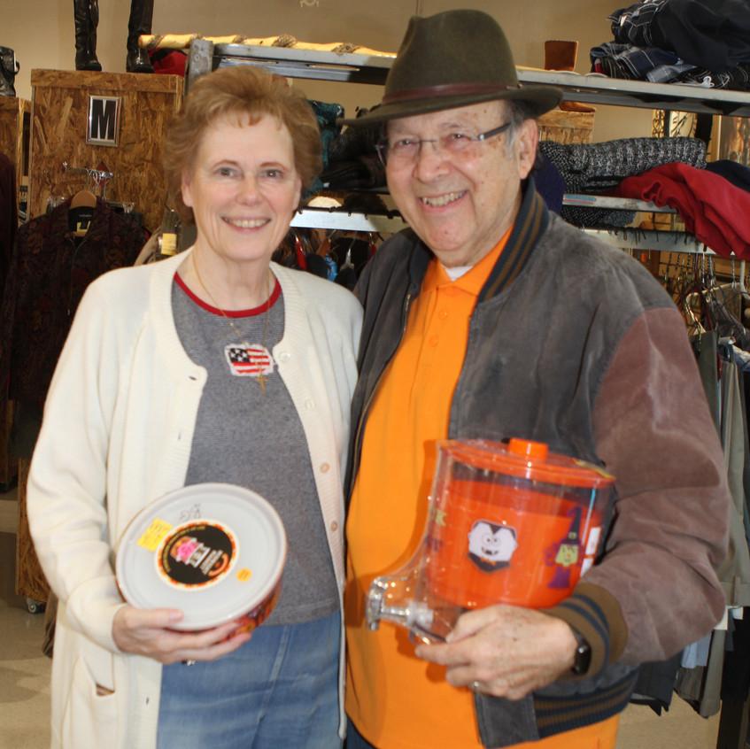 Joan & Ernie DeWald