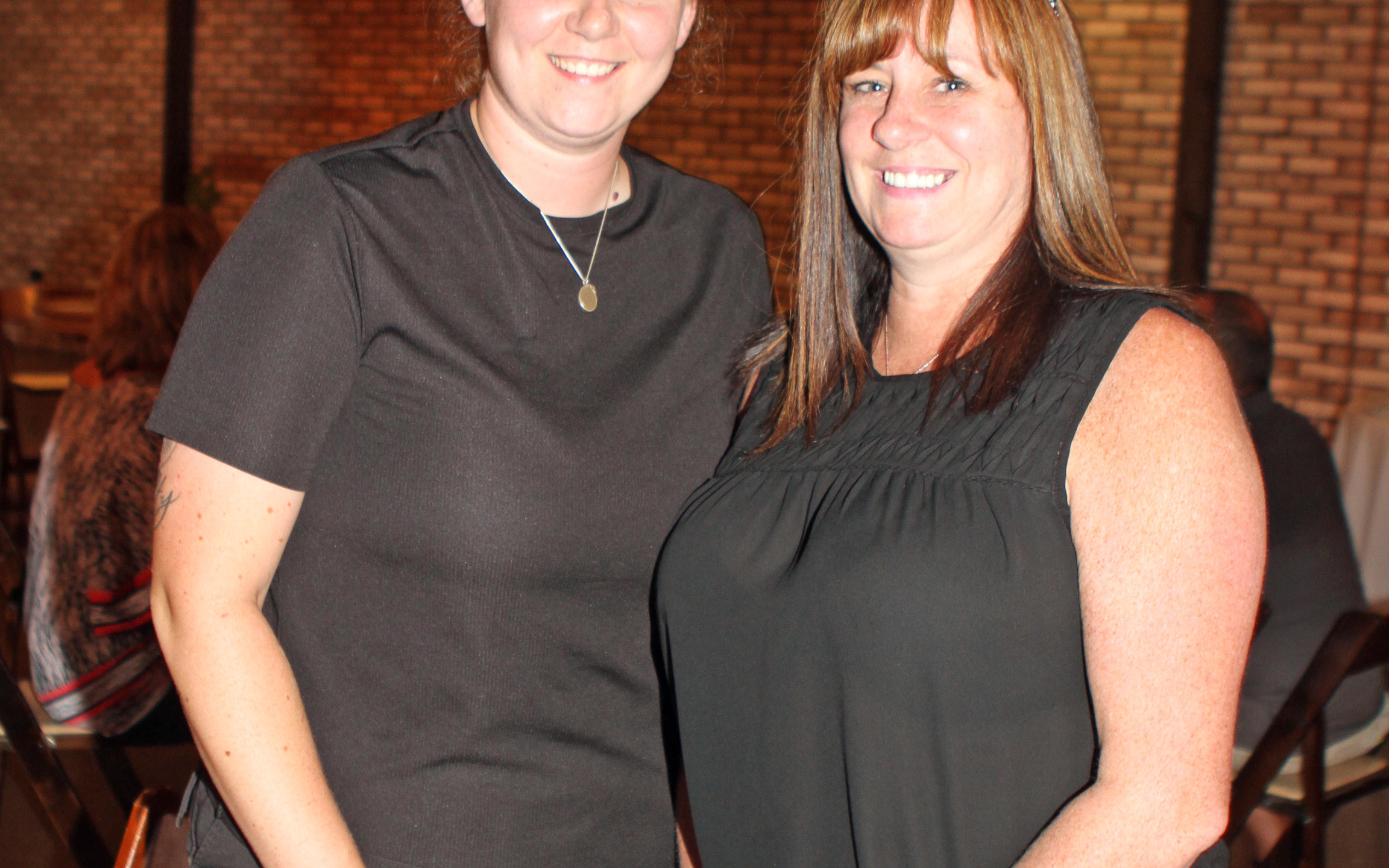 Courtney & Gina Louk,
