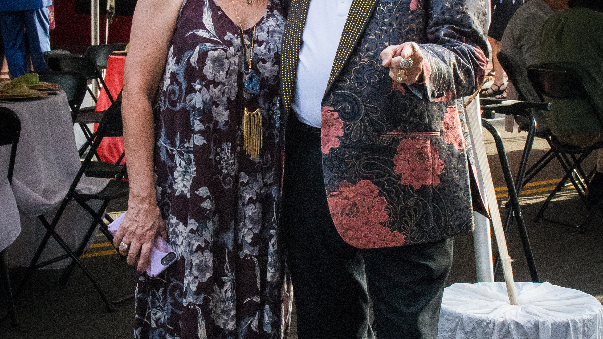 Rhonda and Kevin Kennedy