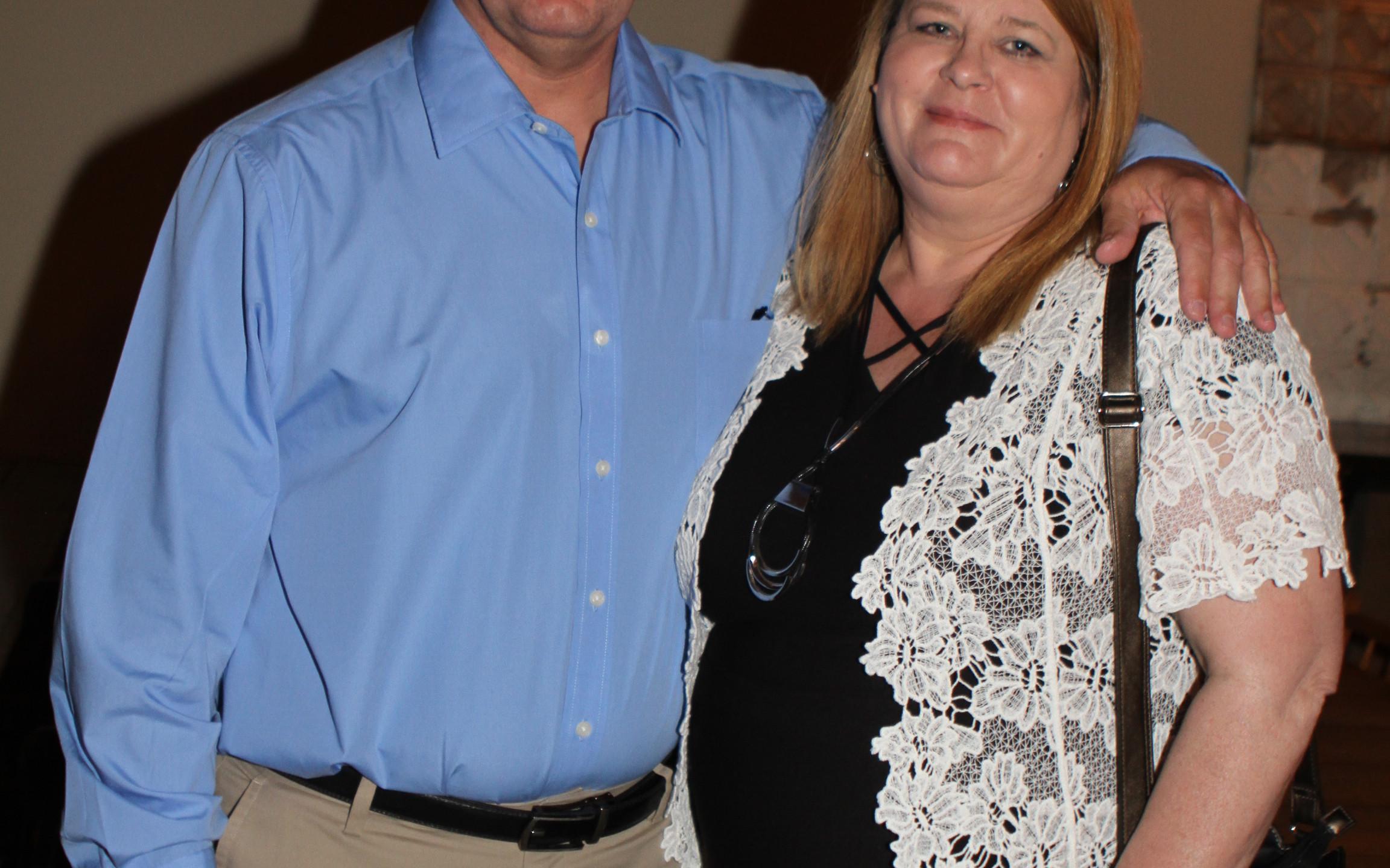 Mark & Barbara Crews