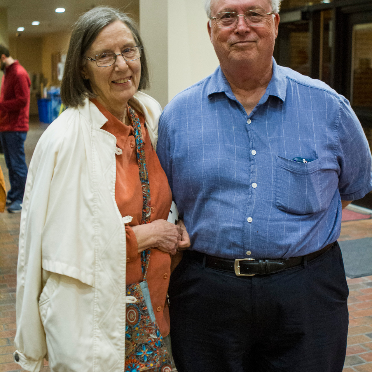 Meredith and Richard Gildrie