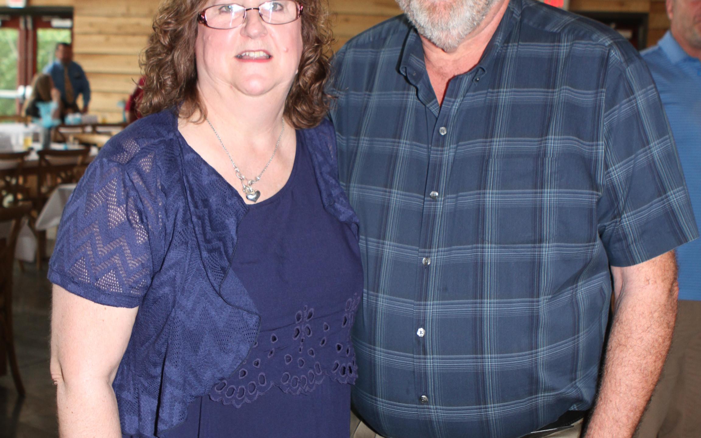 Debbie Pritchett, Chris Young