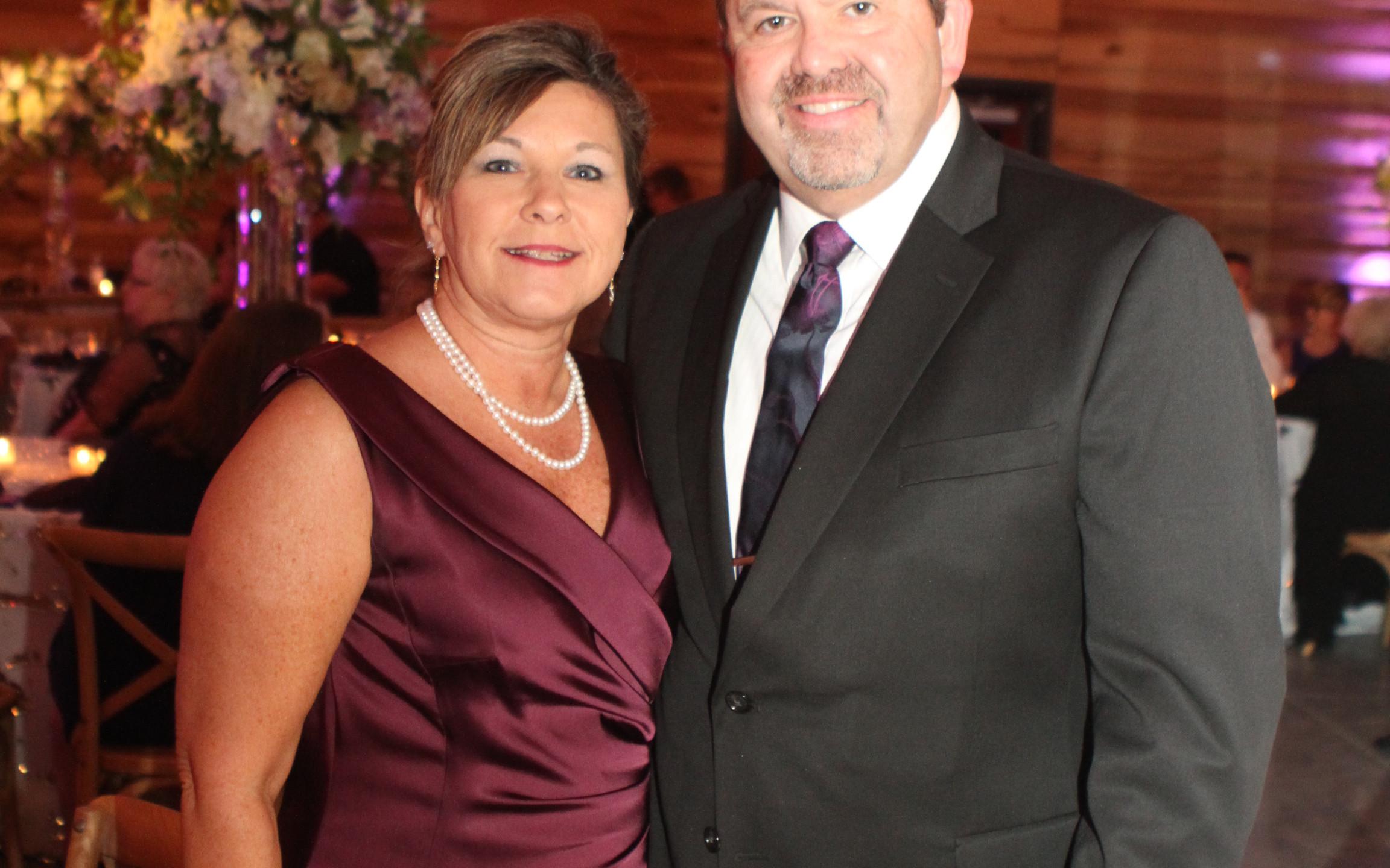 Cynthia & William Clark