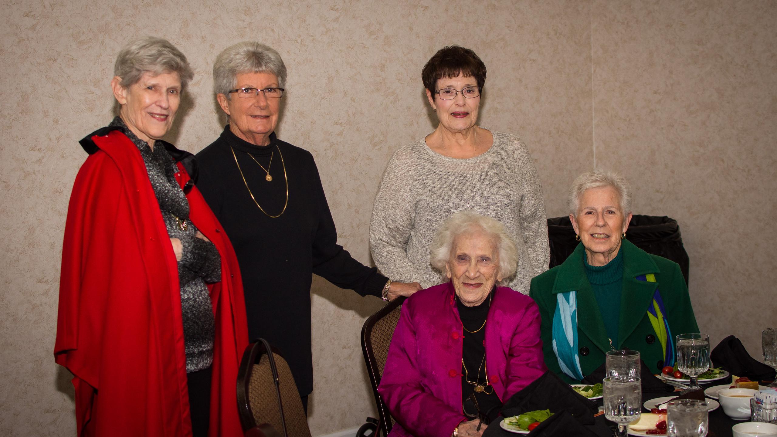 Mary Cramer, Tootsie Martin, Terri Marti