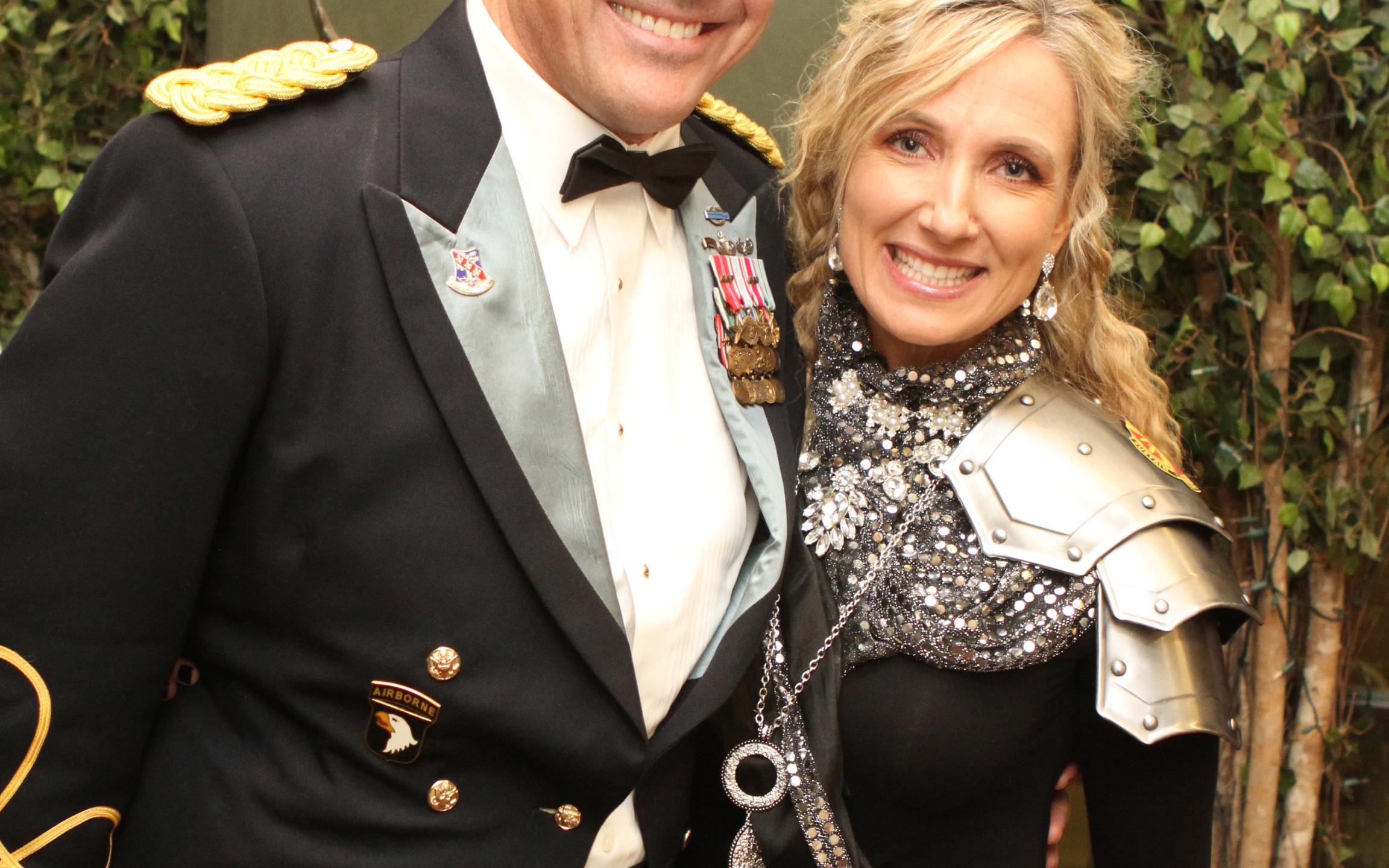 Colonel Joe & Sarah Kuchan