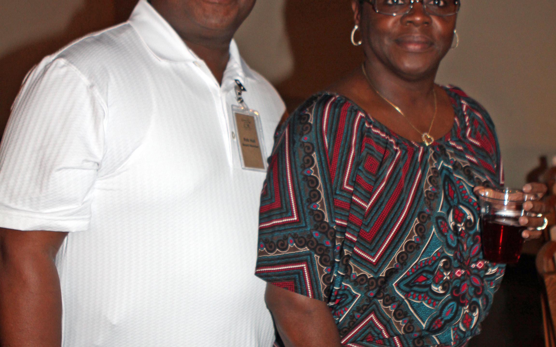 Robert & Juanita Hall