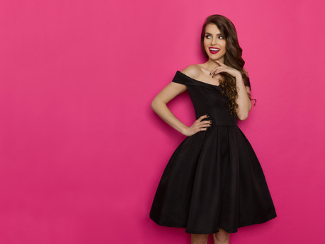 Fashion's BFF: The LBD (Little Black Dress)