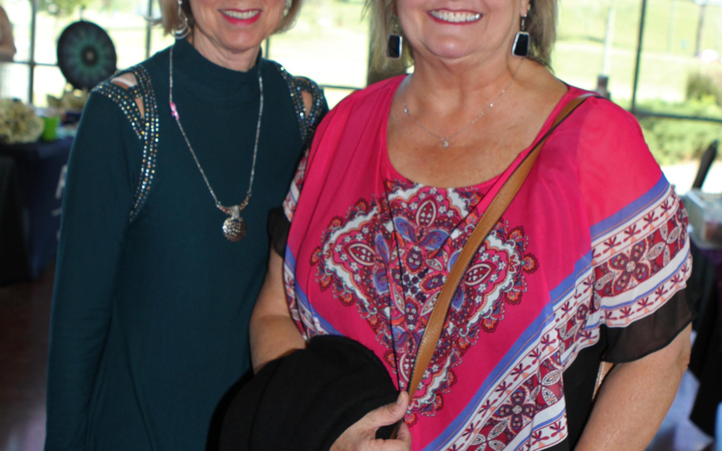 Sandy Lieding, Barbara Goolsby