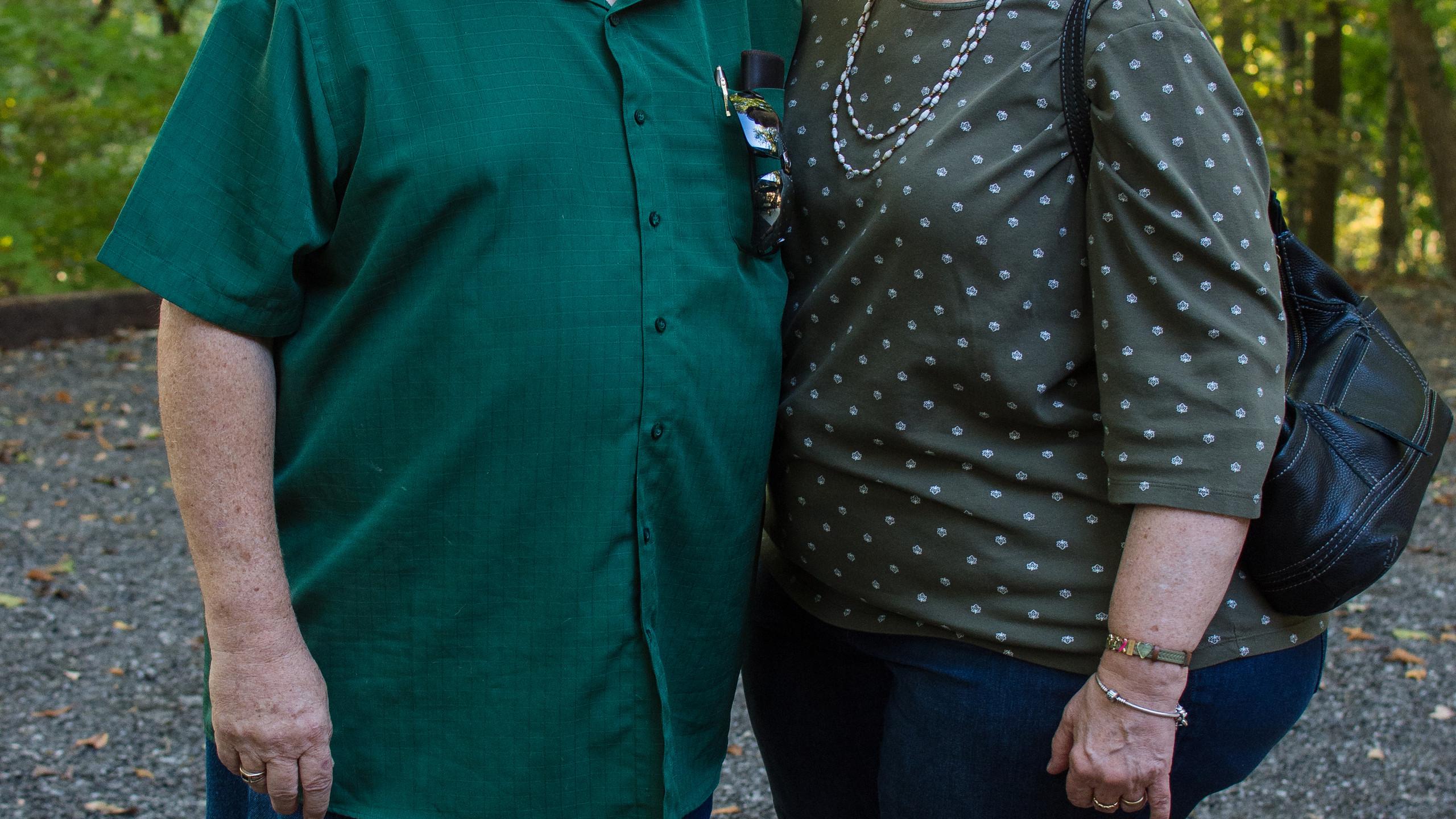 Rex and Debbie Stout