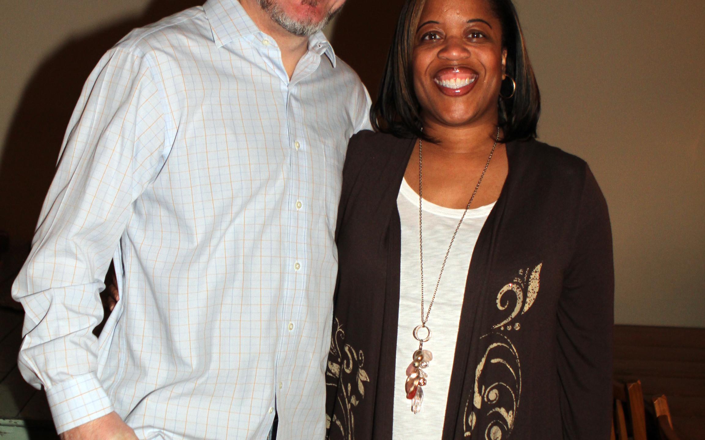 Christopher & Jerica Swiger