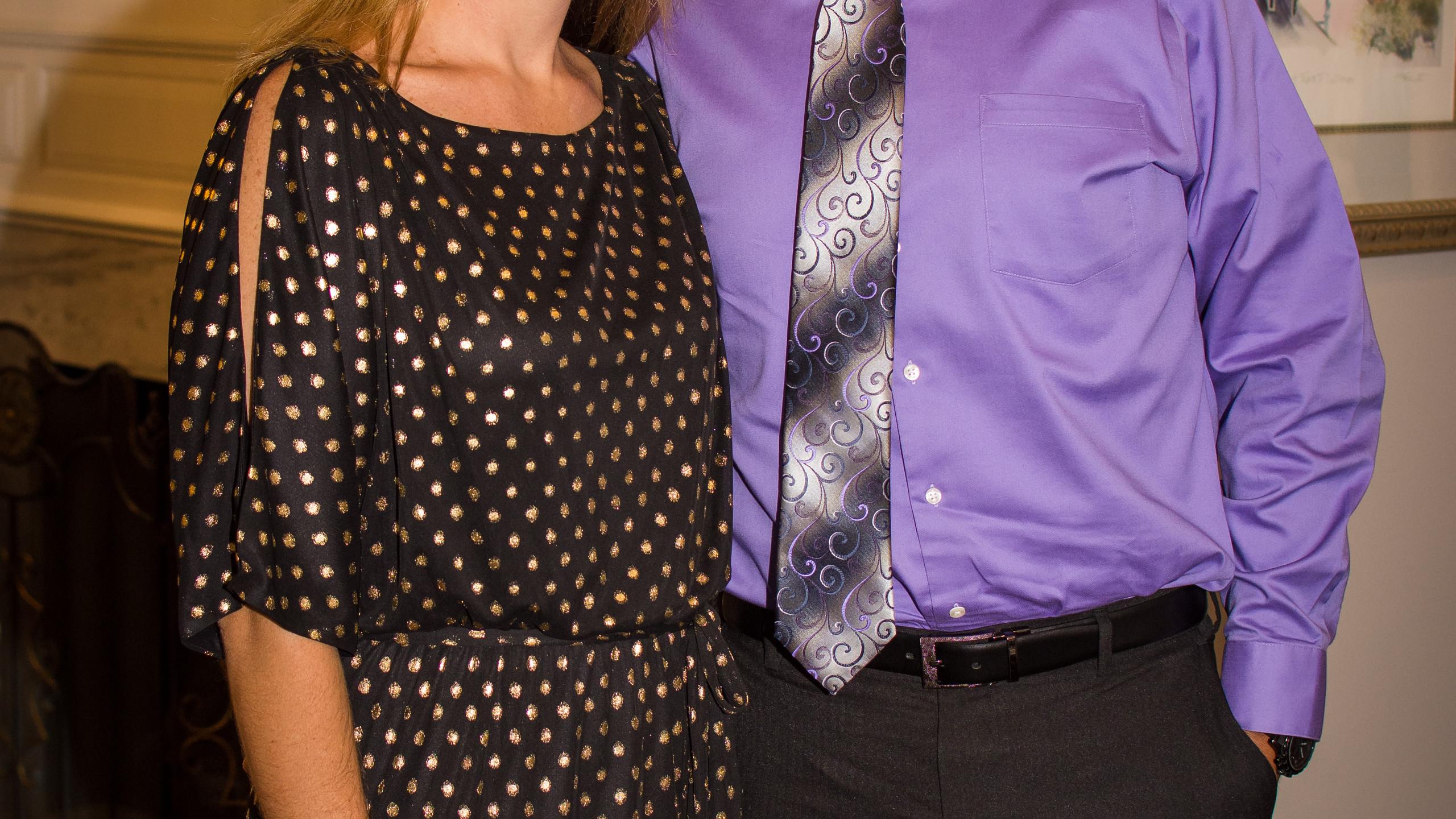 Rachel and Greg Piech