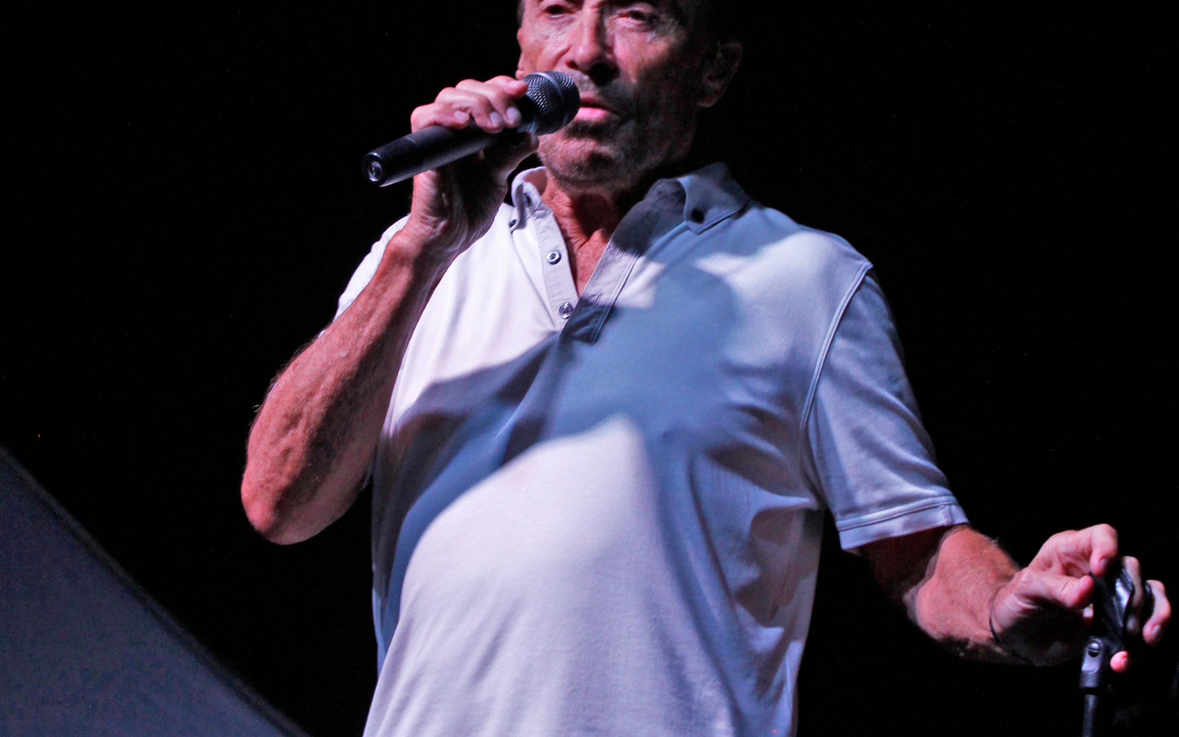 Lee Greenwood performs at Beachaven Wine