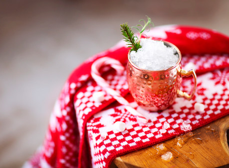Holiday Mocktail: Moscow Mule