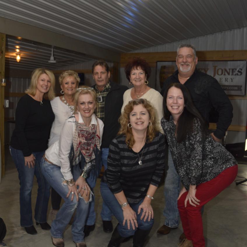 6 Brenda Dodson, Lony Martin, Kenneth Hughes, Gerlinda Delaney, Rick Wilkins, Michelle Mauldin, Carolyn Conkle, Christy Hill