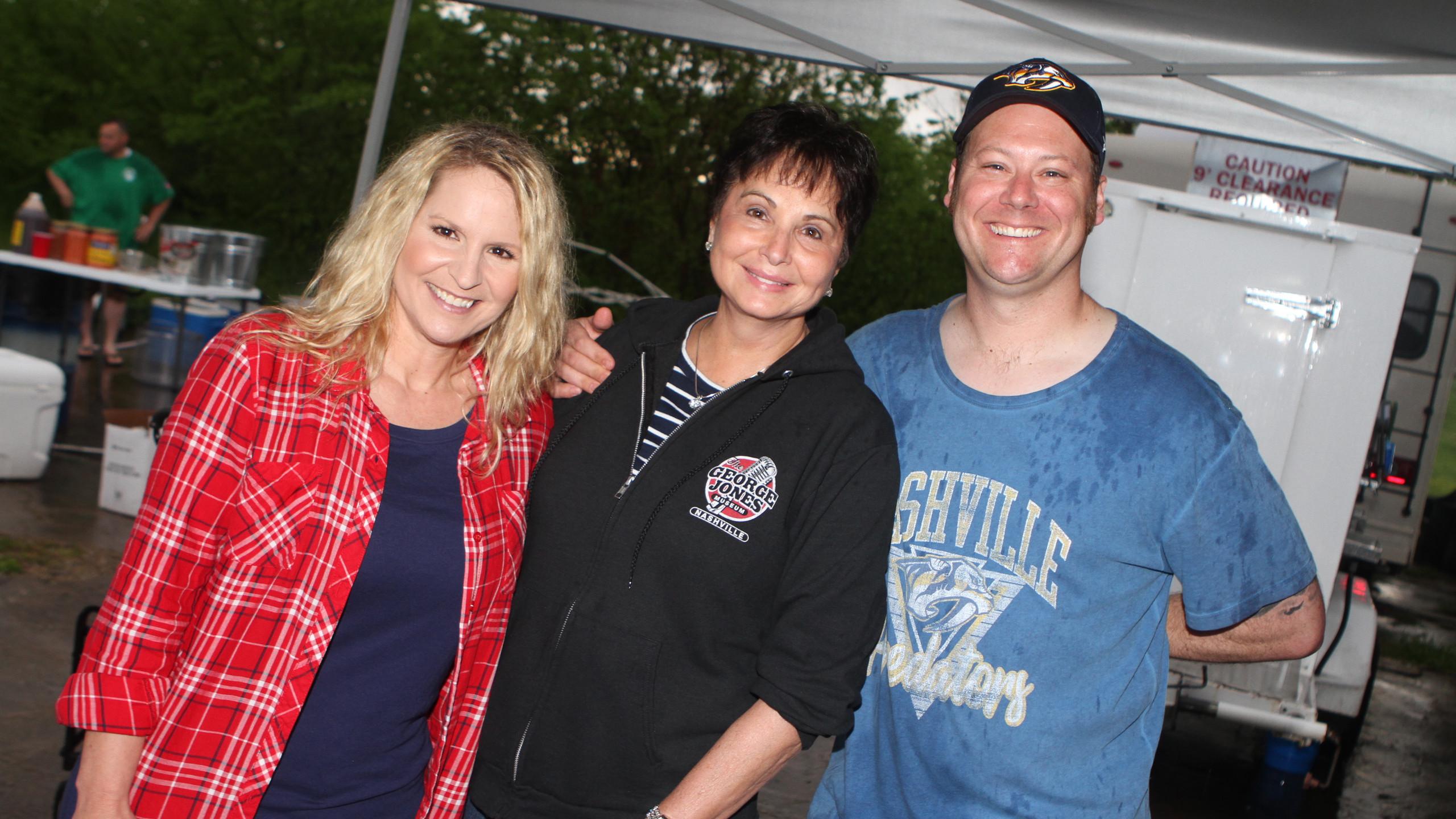 Mary Beth Tomaszewski, Nancy Jones, Paul Tomaszewski