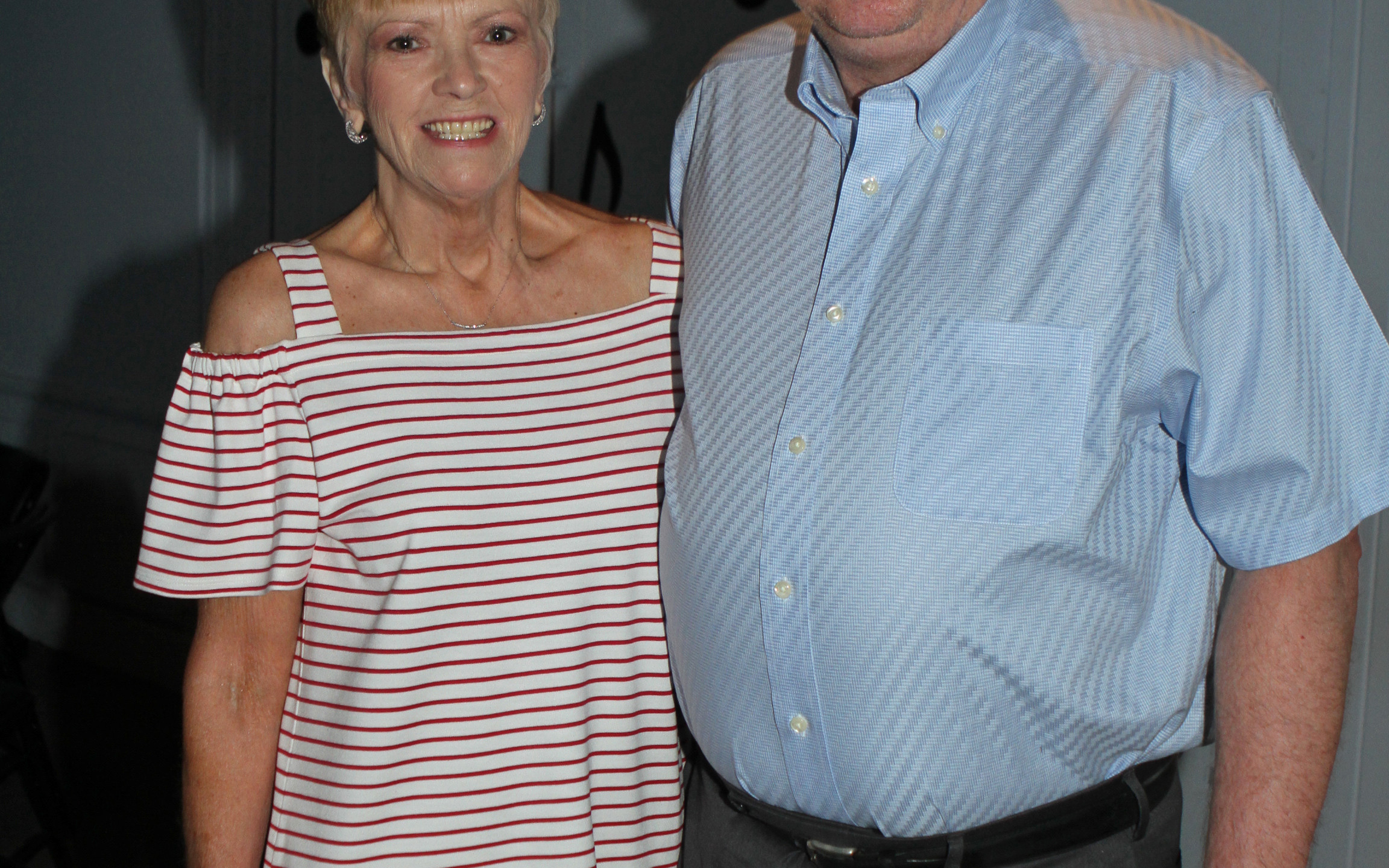 Cheryl & Terry Cook