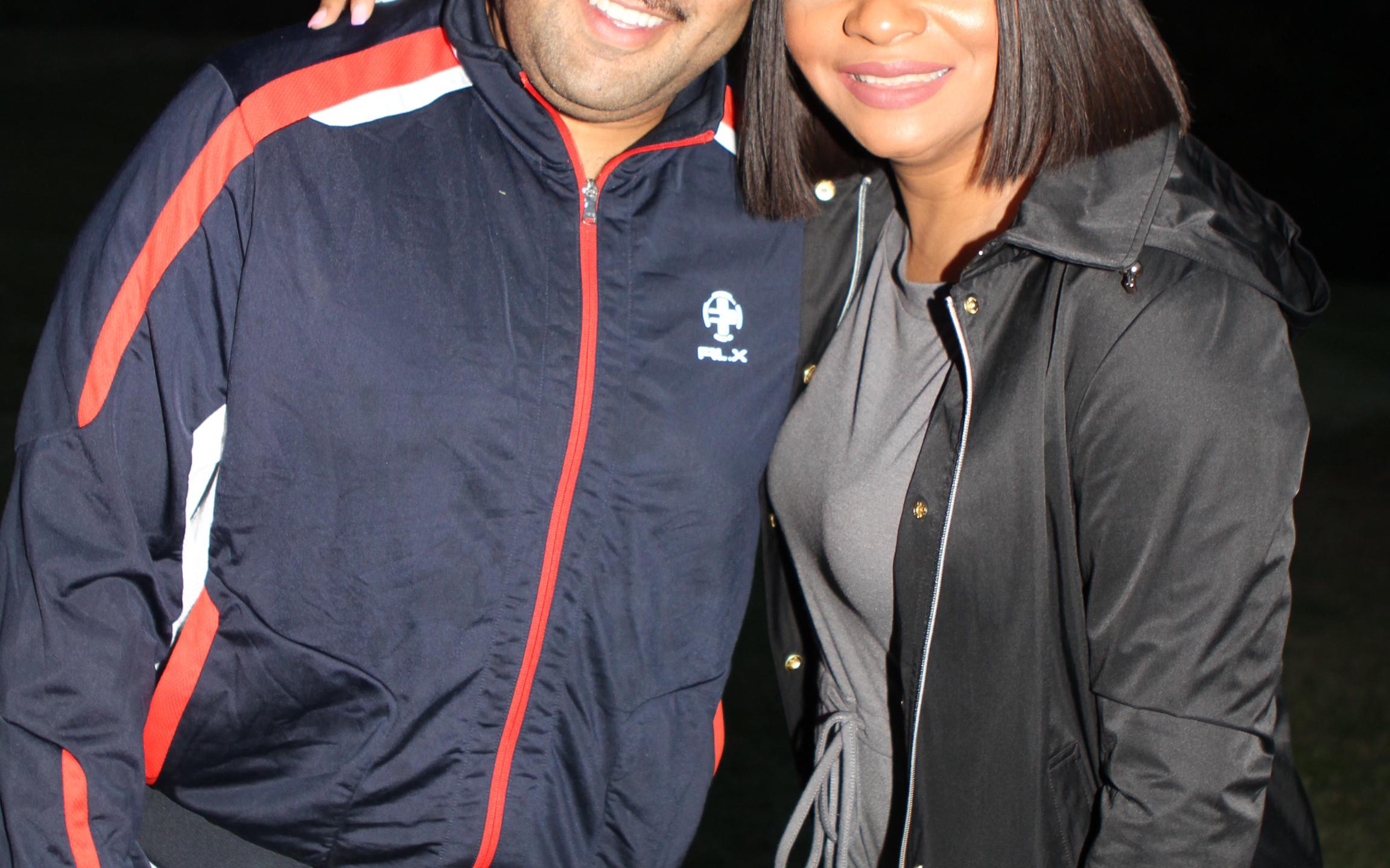 Jason & Nikesha Segars