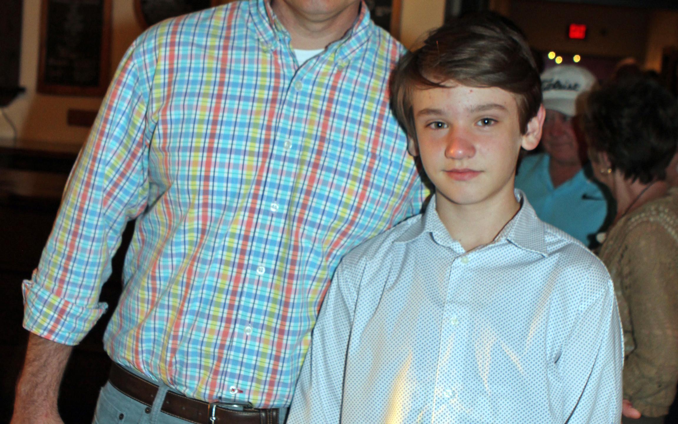Bryce & Ethan Hester