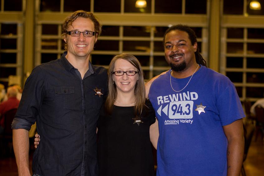 Ryan, Christina, and Leeron (5 Star Media)