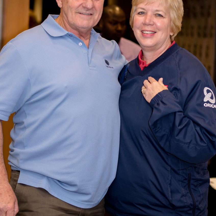 Rick and Lori Harper