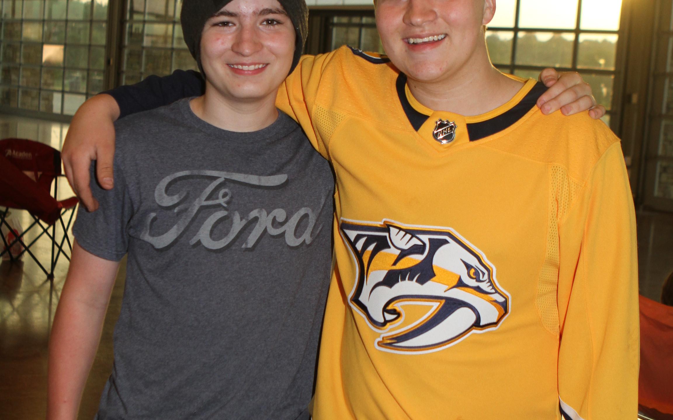 Nico & Ethan Pulley