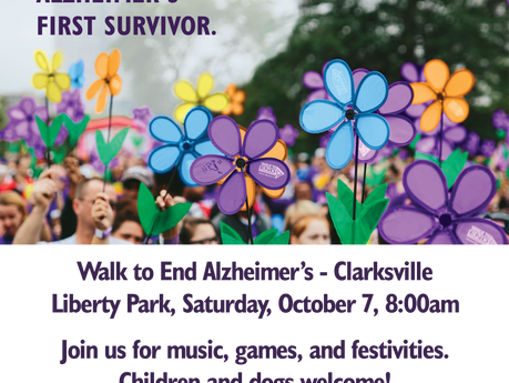 Give   Care   Share   Never Forget to Hope: Walk To End Alzheimers