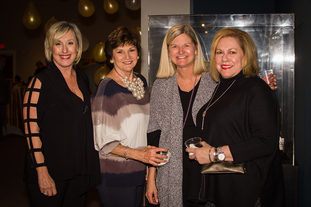 Martha Hupson, Diane Albright, Tracie Hogan, and Lynda Johnson