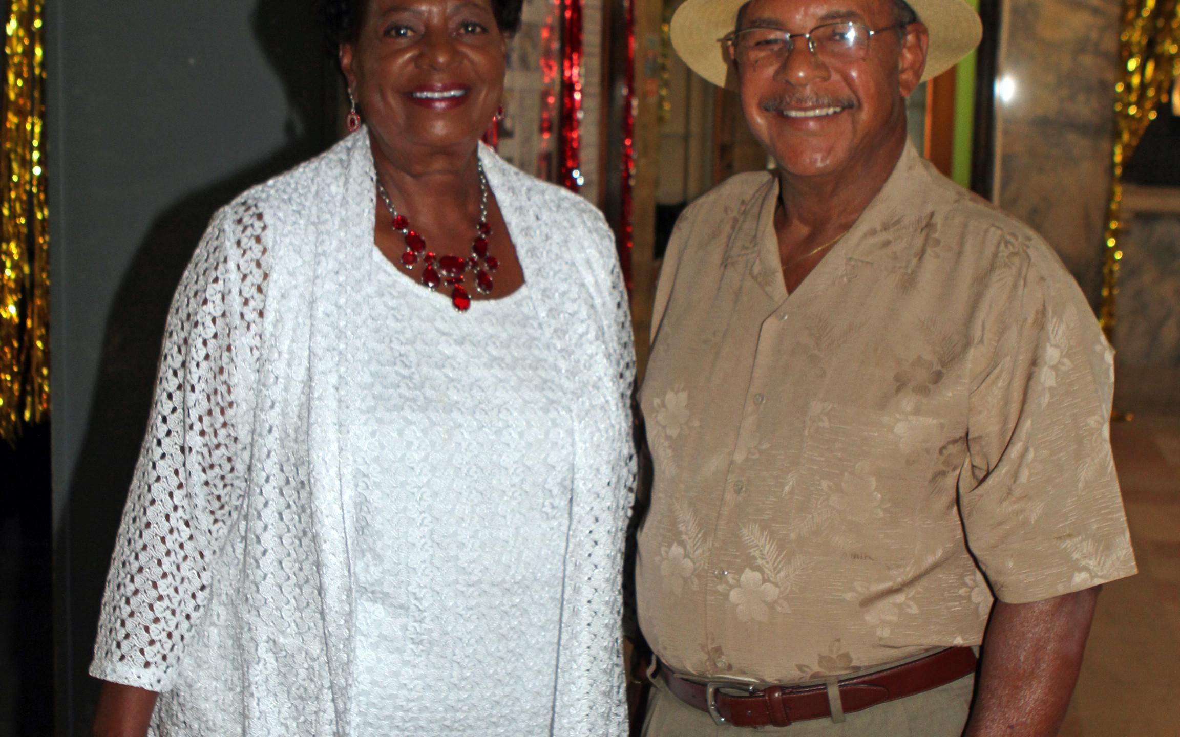 Patricia & Joe Rogers