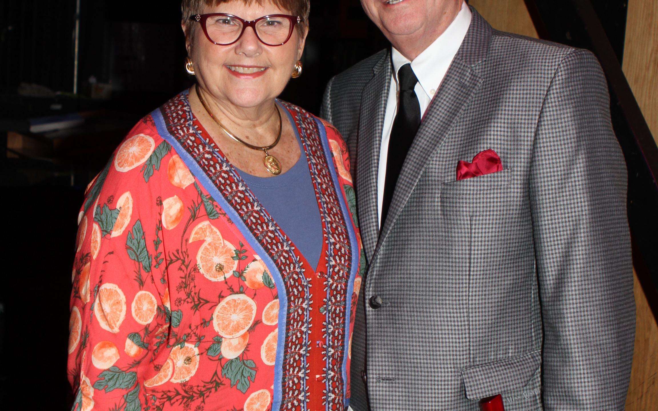 Judy & Fred Landis