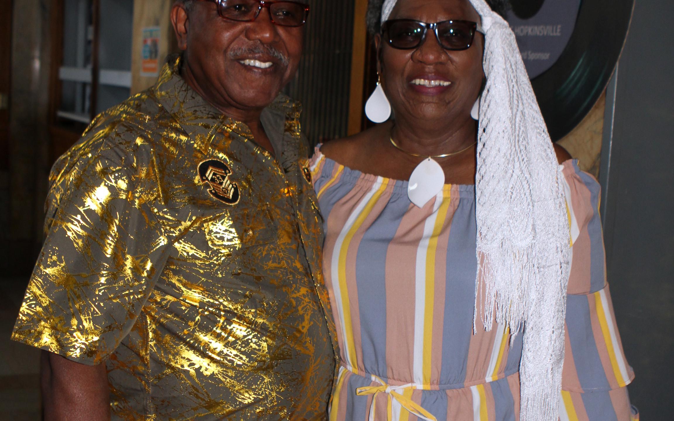 Dennis & Gwenda Motley