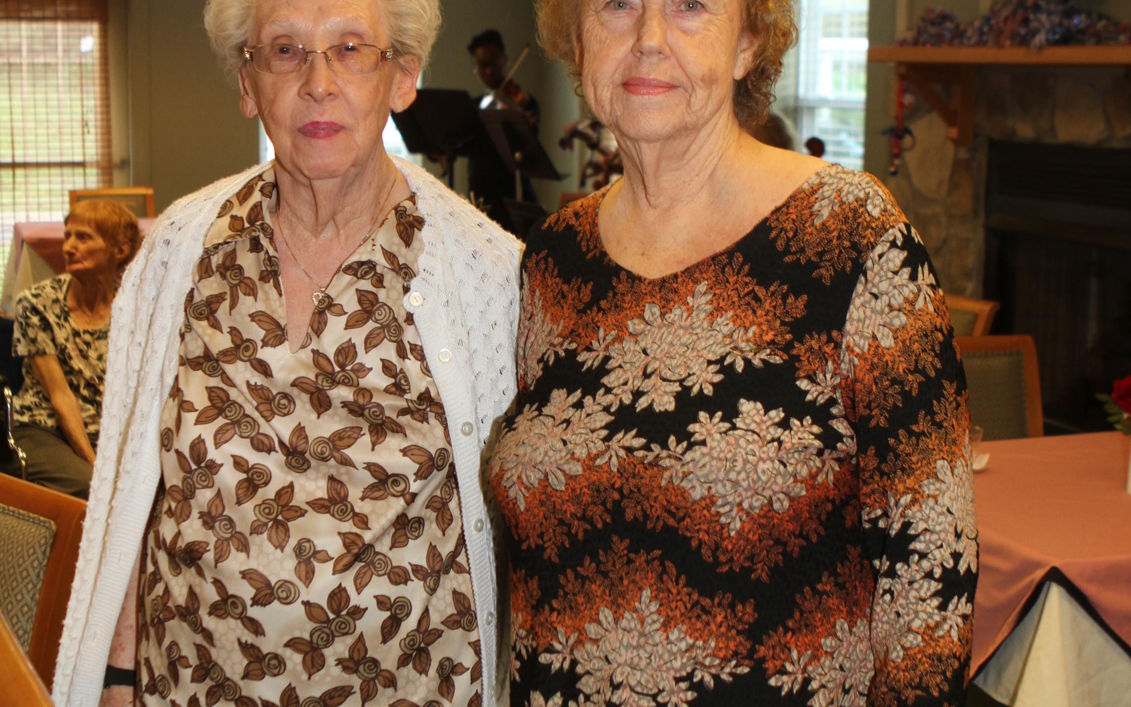 Mary Joiner, Carolyn Blick